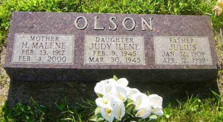 OLSON, JULIUS - Lincoln County, South Dakota | JULIUS OLSON - South Dakota Gravestone Photos