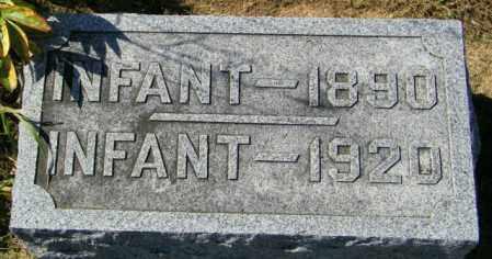OLSON, INFANT - Lincoln County, South Dakota | INFANT OLSON - South Dakota Gravestone Photos