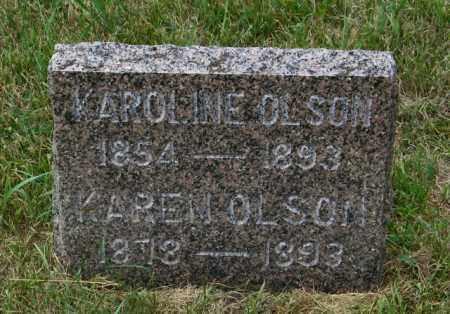 OLSON, KAREN - Lincoln County, South Dakota   KAREN OLSON - South Dakota Gravestone Photos