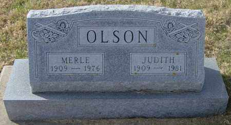 OLSON, JUDITH - Lincoln County, South Dakota | JUDITH OLSON - South Dakota Gravestone Photos