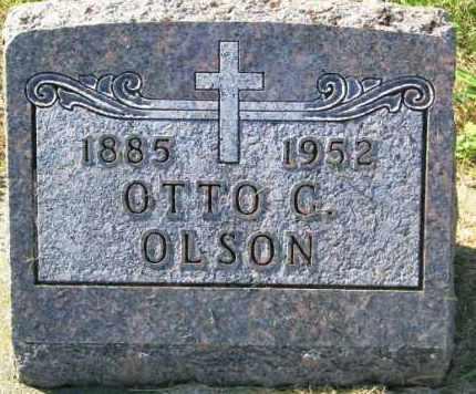 OLSON, OTTO C. - Lincoln County, South Dakota | OTTO C. OLSON - South Dakota Gravestone Photos