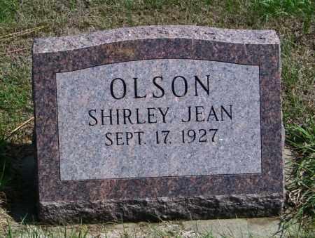 OLSON, SHIRLEY JEAN - Lincoln County, South Dakota | SHIRLEY JEAN OLSON - South Dakota Gravestone Photos