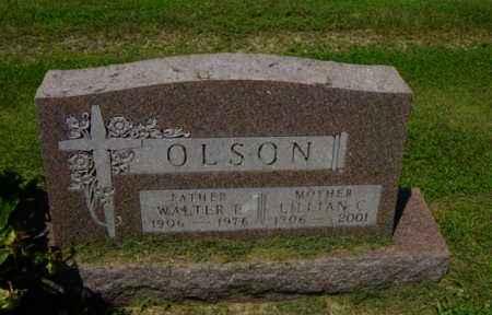 OLSON, WALTER L - Lincoln County, South Dakota   WALTER L OLSON - South Dakota Gravestone Photos