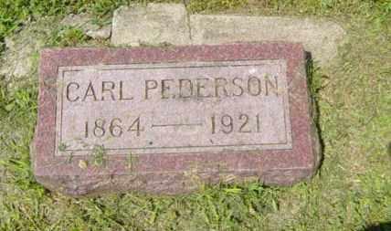 PEDERSON, CARL - Lincoln County, South Dakota   CARL PEDERSON - South Dakota Gravestone Photos