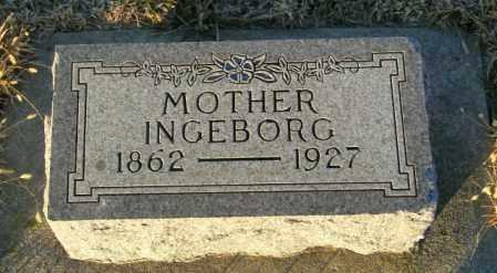 PEDERSON, INGEBORG - Lincoln County, South Dakota | INGEBORG PEDERSON - South Dakota Gravestone Photos