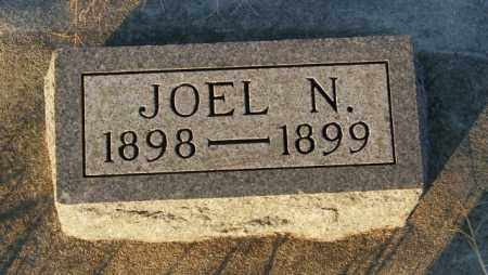 PEDERSON, JOEL N - Lincoln County, South Dakota | JOEL N PEDERSON - South Dakota Gravestone Photos