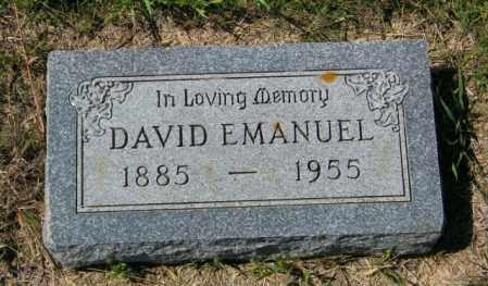 QUARNSTROM, DAVID EMANUEL - Lincoln County, South Dakota | DAVID EMANUEL QUARNSTROM - South Dakota Gravestone Photos