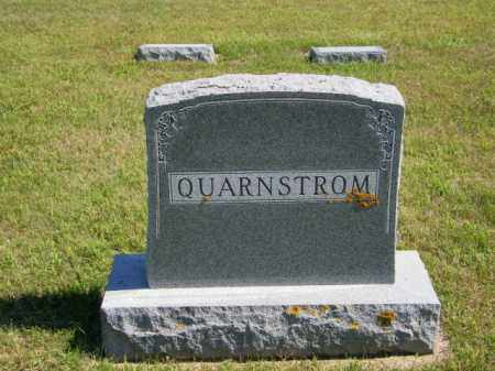 QUARNSTROM PLOT, - - Lincoln County, South Dakota | - QUARNSTROM PLOT - South Dakota Gravestone Photos