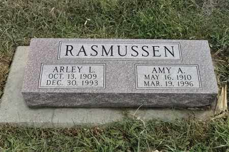 RASMUSSEN, ARLEY L - Lincoln County, South Dakota | ARLEY L RASMUSSEN - South Dakota Gravestone Photos