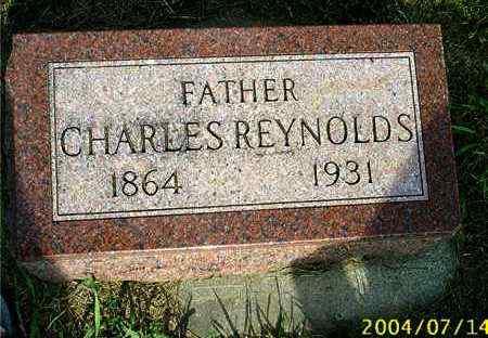 REYNOLDS, CHARLES A. - Lincoln County, South Dakota | CHARLES A. REYNOLDS - South Dakota Gravestone Photos