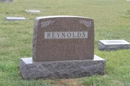 REYNOLDS FAMILY PLOT, OSCAR W - Lincoln County, South Dakota   OSCAR W REYNOLDS FAMILY PLOT - South Dakota Gravestone Photos