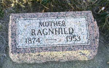 RIKANSRUD, RAGNHILD - Lincoln County, South Dakota   RAGNHILD RIKANSRUD - South Dakota Gravestone Photos