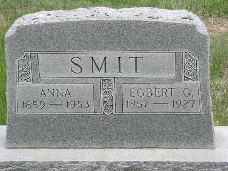 SMIT, ANNA - Lincoln County, South Dakota   ANNA SMIT - South Dakota Gravestone Photos