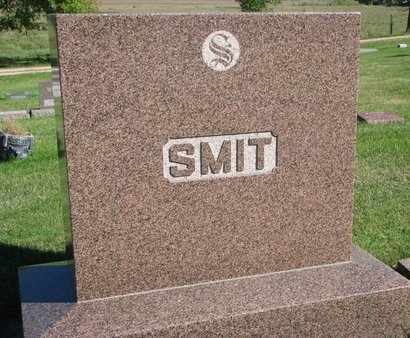 SMIT, FAMILY MONUMENT - Lincoln County, South Dakota | FAMILY MONUMENT SMIT - South Dakota Gravestone Photos