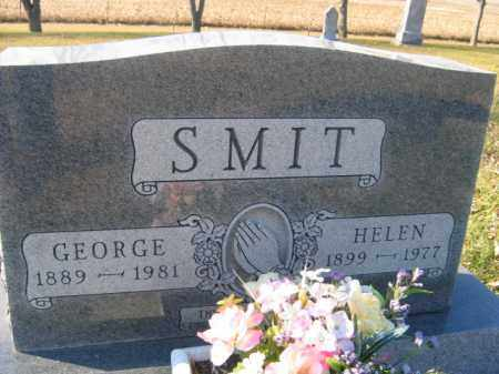 SMIT, GEORGE ALBERT, JR - Lincoln County, South Dakota | GEORGE ALBERT, JR SMIT - South Dakota Gravestone Photos