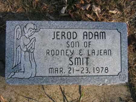 SMIT, JEROD ADAM - Lincoln County, South Dakota   JEROD ADAM SMIT - South Dakota Gravestone Photos