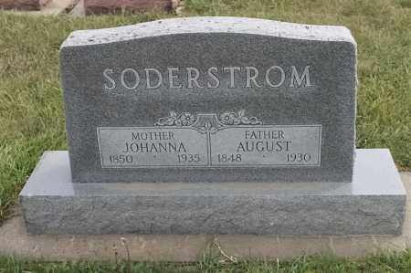 SODERSTROM, JOHANNA - Lincoln County, South Dakota | JOHANNA SODERSTROM - South Dakota Gravestone Photos