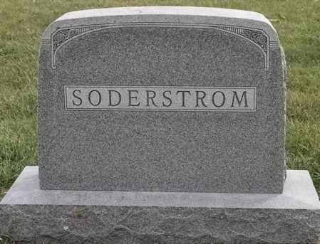 SODERSTROM FAMILY PLOT, CARL - Lincoln County, South Dakota | CARL SODERSTROM FAMILY PLOT - South Dakota Gravestone Photos