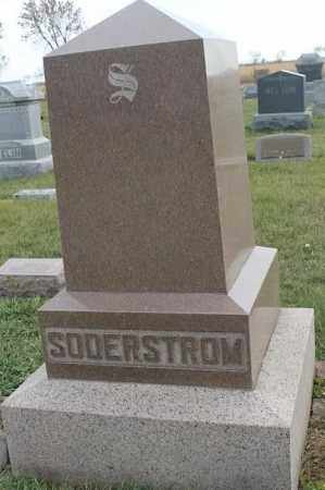 SODERSTROM FAMILY PLOT, ERIC - Lincoln County, South Dakota | ERIC SODERSTROM FAMILY PLOT - South Dakota Gravestone Photos