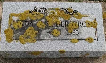 SODERSTROM, LOIDA A - Lincoln County, South Dakota   LOIDA A SODERSTROM - South Dakota Gravestone Photos