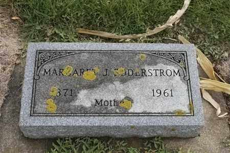 SODERSTROM, MARGARET J - Lincoln County, South Dakota | MARGARET J SODERSTROM - South Dakota Gravestone Photos