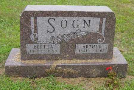 SOGN, ARTHUR - Lincoln County, South Dakota | ARTHUR SOGN - South Dakota Gravestone Photos