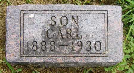 SOGN, CARL - Lincoln County, South Dakota | CARL SOGN - South Dakota Gravestone Photos