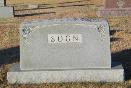 SOGN FAMILY MONUMENT, JAMES - Lincoln County, South Dakota | JAMES SOGN FAMILY MONUMENT - South Dakota Gravestone Photos