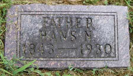 SOGN, HANS N - Lincoln County, South Dakota   HANS N SOGN - South Dakota Gravestone Photos