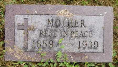 SOGN, MOTHER - Lincoln County, South Dakota | MOTHER SOGN - South Dakota Gravestone Photos