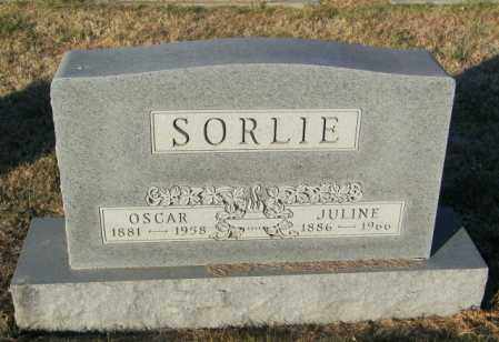 SORLIE, OSCAR - Lincoln County, South Dakota | OSCAR SORLIE - South Dakota Gravestone Photos