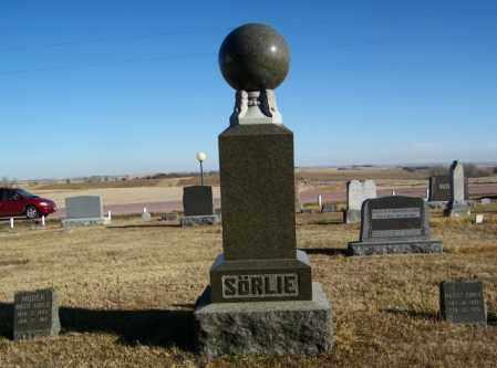 SORLIE PLOT, ANDERS - Lincoln County, South Dakota   ANDERS SORLIE PLOT - South Dakota Gravestone Photos