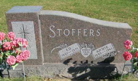 STOFFERS, ED - Lincoln County, South Dakota | ED STOFFERS - South Dakota Gravestone Photos