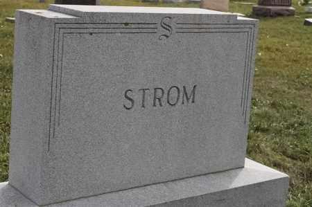 STROM FAMILY PLOT, ZACHARIA - Lincoln County, South Dakota | ZACHARIA STROM FAMILY PLOT - South Dakota Gravestone Photos