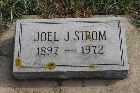 STROM, JOEL J - Lincoln County, South Dakota | JOEL J STROM - South Dakota Gravestone Photos