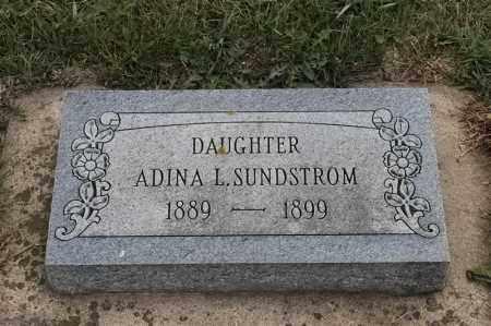 SUNDSTROM, ADINA L - Lincoln County, South Dakota | ADINA L SUNDSTROM - South Dakota Gravestone Photos