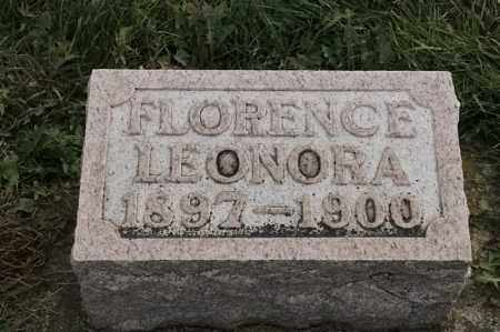 SUNDSTROM, FLORENCE LEONORA - Lincoln County, South Dakota | FLORENCE LEONORA SUNDSTROM - South Dakota Gravestone Photos