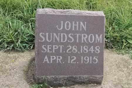SUNDSTROM, JOHN - Lincoln County, South Dakota | JOHN SUNDSTROM - South Dakota Gravestone Photos