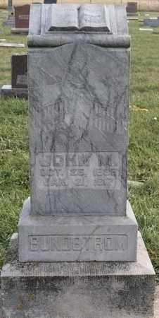 SUNDSTROM, JOHN M - Lincoln County, South Dakota   JOHN M SUNDSTROM - South Dakota Gravestone Photos