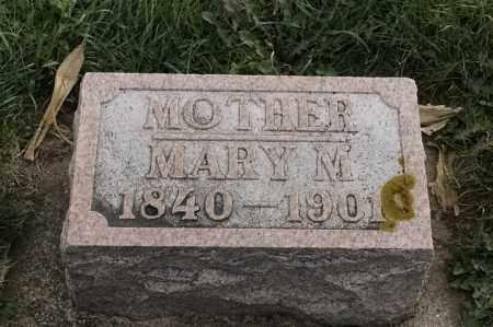 SUNDSTROM, MARY M - Lincoln County, South Dakota | MARY M SUNDSTROM - South Dakota Gravestone Photos