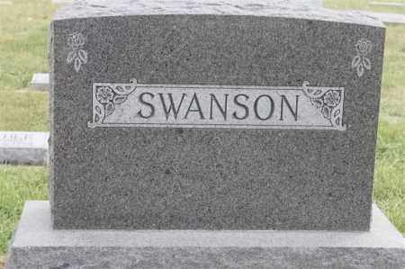 SWANSON FAMILY PLOT, ANTON - Lincoln County, South Dakota | ANTON SWANSON FAMILY PLOT - South Dakota Gravestone Photos