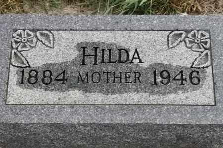 SWANSON, HILDA - Lincoln County, South Dakota | HILDA SWANSON - South Dakota Gravestone Photos