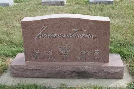 SWANSTROM, AXEL E - Lincoln County, South Dakota | AXEL E SWANSTROM - South Dakota Gravestone Photos