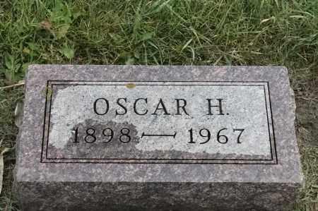 THISSELL, OSCAR H - Lincoln County, South Dakota   OSCAR H THISSELL - South Dakota Gravestone Photos