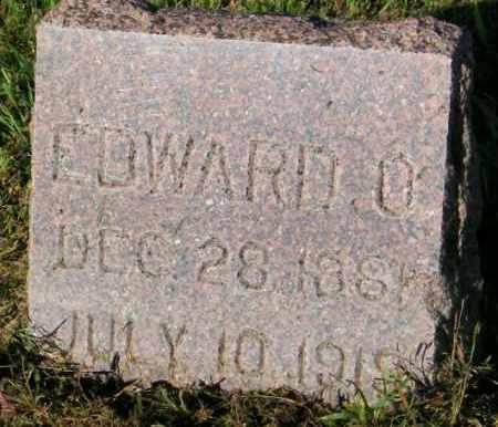 THOMPSON, EDWARD O. - Lincoln County, South Dakota | EDWARD O. THOMPSON - South Dakota Gravestone Photos