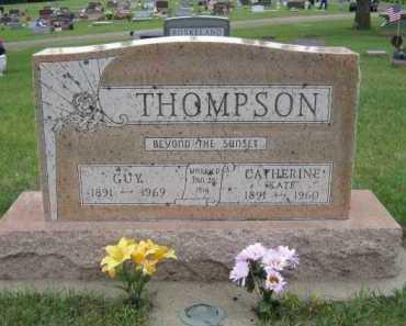 THOMPSON, GUY - Lincoln County, South Dakota   GUY THOMPSON - South Dakota Gravestone Photos