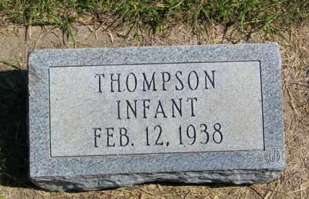 THOMPSON, INFANT - Lincoln County, South Dakota | INFANT THOMPSON - South Dakota Gravestone Photos