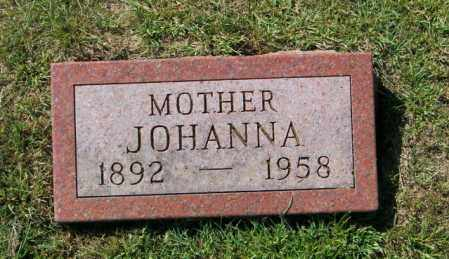 THOMPSON, JOHANNA - Lincoln County, South Dakota   JOHANNA THOMPSON - South Dakota Gravestone Photos