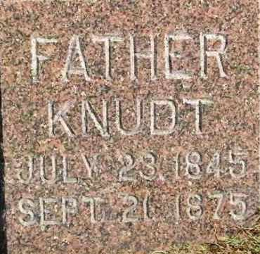 THOMPSON, KNUDT - Lincoln County, South Dakota | KNUDT THOMPSON - South Dakota Gravestone Photos