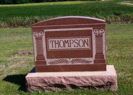 THOMPSON MONUMENT, OLE - Lincoln County, South Dakota | OLE THOMPSON MONUMENT - South Dakota Gravestone Photos